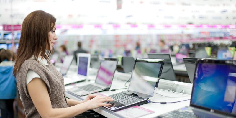 Computer Sales in Youbul, California